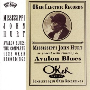 Avalon Blues: The Complete 1928 Okeh Recordings album cover