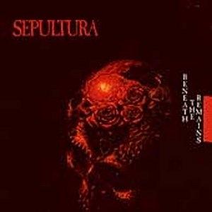 Beneath The Remains album cover