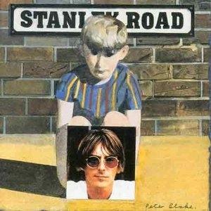 Stanley Road album cover