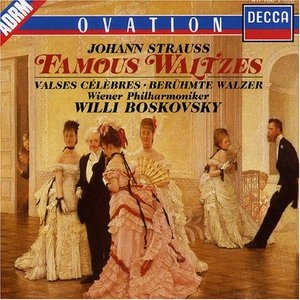 Strauss: Famous Waltzes album cover