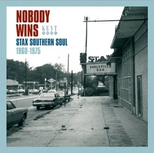 Nobody Wins: Stax Southern Soul 1968-1975 album cover