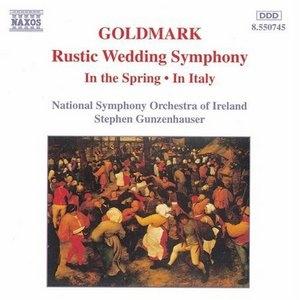 Goldmark: Rustic Wedding Symphony, Op.26 album cover