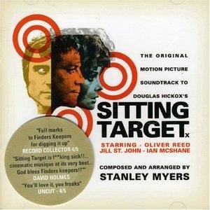 Sitting Target (Original Motion Picture Soundtrack) album cover
