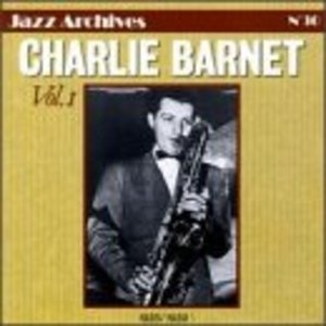 Barnet Vol.1 (1935-1939) album cover