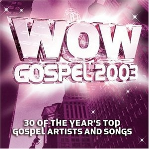 WOW Gospel 2003 album cover
