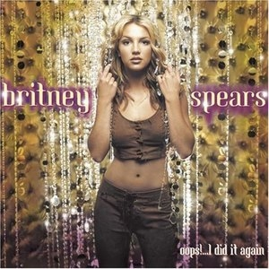 Oops I Did It Again album cover
