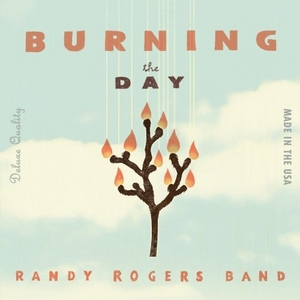 Burning The Day album cover