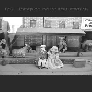 Things Go Better Instrumentals album cover