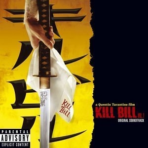 Kill Bill Vol.1: Original Soundtrack album cover
