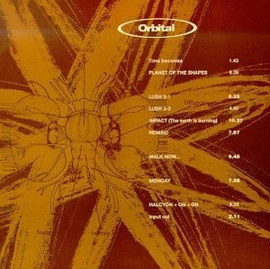 Orbital 2 album cover