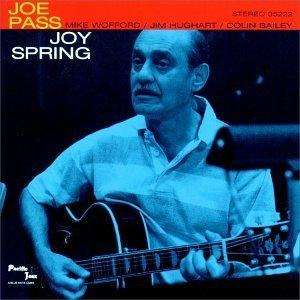 Joy Spring album cover