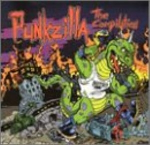Punkzilla album cover