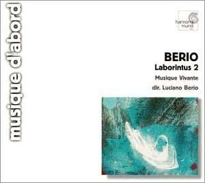 Laborintus 2 album cover