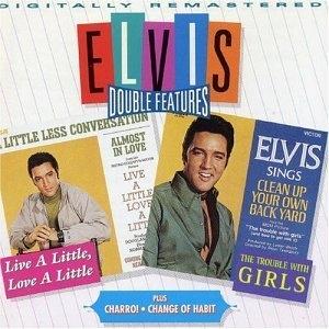 Live A Little Love A Little (Exp) album cover