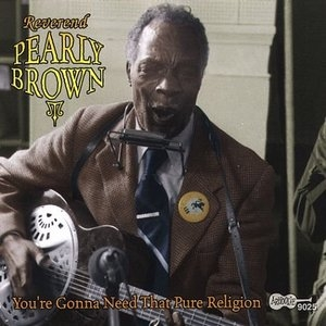 You're Gonna Need That Pure Religion album cover