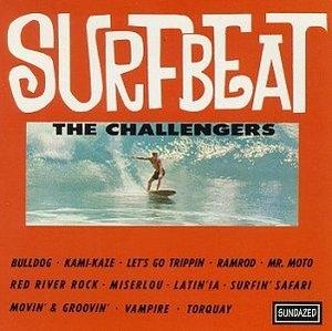 Surfbeat album cover