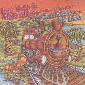 Last Train To Hicksville album cover