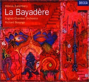 Minkus: La Bayadère album cover