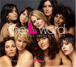 The L Word, The Second Season: Music From The Showtime Original Series album cover