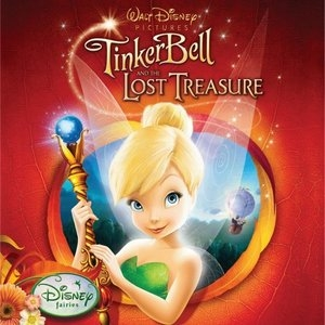Tinker Bell And The Lost Treasure (Soundtrack) album cover