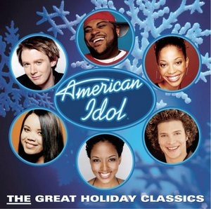 American Idol: The Great Holiday Classics album cover