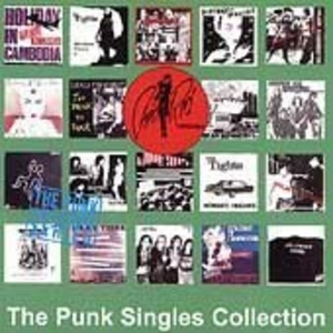 Cherry Red Records: The Punk Singles Collection album cover