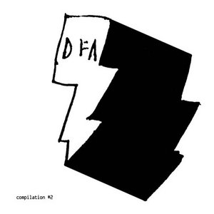 DFA Compilation No.2 album cover