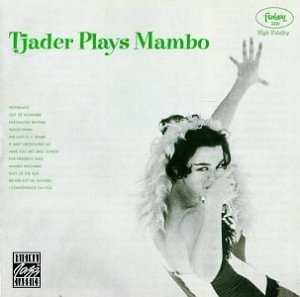 Tjader Plays Mambo album cover