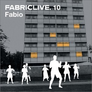 Fabriclive.10 album cover