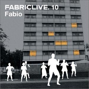 Fabriclive.10 album cover