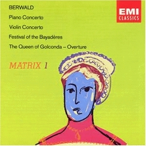 Berwald: Orchestral Works album cover