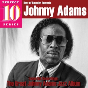 Essential Recordings: The Great Johnny Adams Jazz Album album cover
