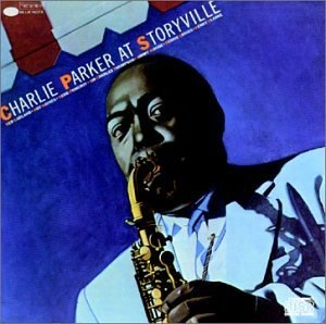 Charlie Parker At Storyville album cover
