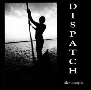 Silent Steeples album cover