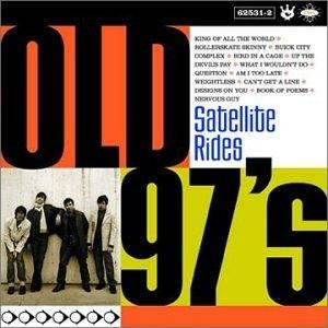 Satellite Rides album cover