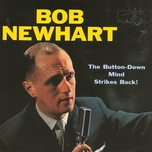 The Button-Down Mind Strikes Back! album cover