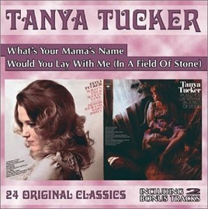 What's Your Mama's Name + Would You Lay With Me album cover