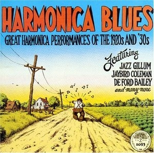 Harmonica Blues: Great Harmonica Performaces Of The 1920s And '30s album cover