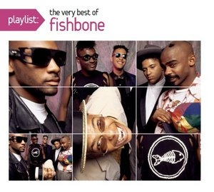 Playlist: The Very Best Of Fishbone album cover