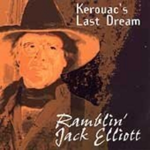 Kerouac's Last Dream album cover