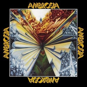 Ambrosia album cover