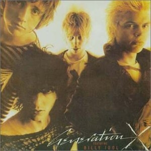 Generation X album cover