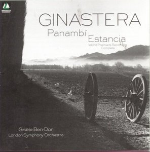 Ginastera: Panambi~ Estancia album cover