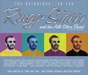 The Anthology...So Far album cover