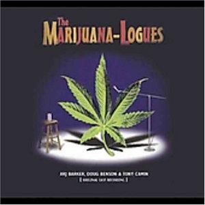 The Marijuana-Logues album cover
