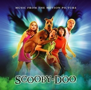 Scooby-Doo (Music From The Motion Picture) album cover
