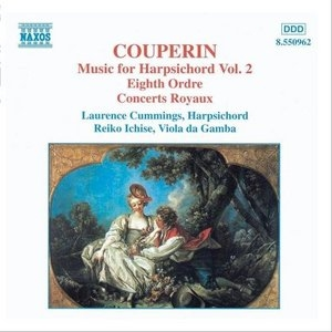 Couperin: Music For Harpsichord, Vol.2 album cover