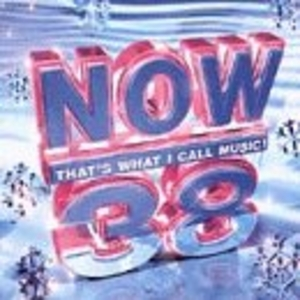 Now That's What I Call Music! Vol. 38 (UK) album cover