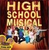 Disney's High School Musical album cover
