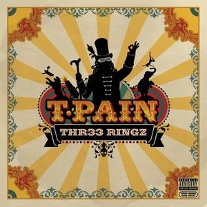 Thr33 Ringz album cover